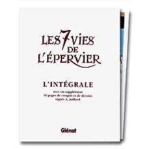 SEPT VIES DE L'ÉPERVIER INTÉGRALE T01 À T07