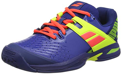 Babolat Junior Propulse Cushioned Supportive All Court Tennis Shoes