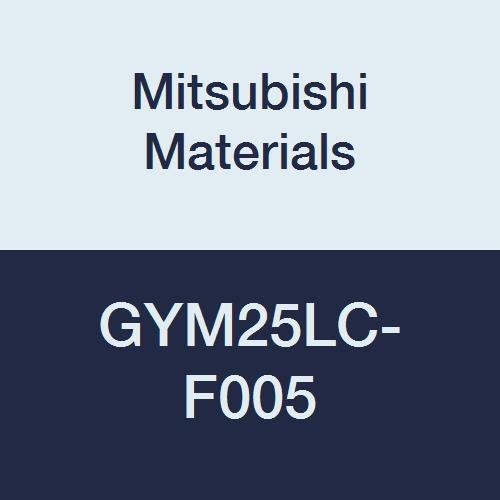 Left Hand 0.02 Grooving Depth Mitsubishi Materials GYM25LC-F005 GY Series External Recessing Modular Blade M25 Size 0.118//0.125//0.128 Seat