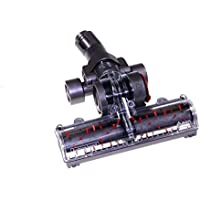Dyson Iron/Clear Turbine Head Assy #DY-906565-32