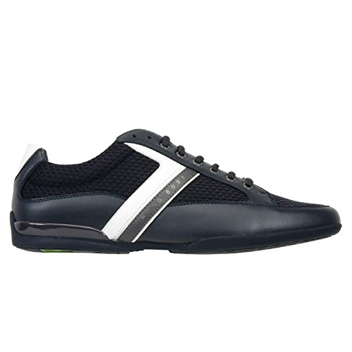 BOSS Green Space_Lowp Trainers Blue Navy Blue cheap sale new styles dmAFMQxh