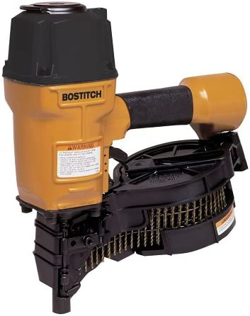BOSTITCH Coil Framing Nailer, Round Head, 1-1 2 to 3-1 4-Inch N80CB-1