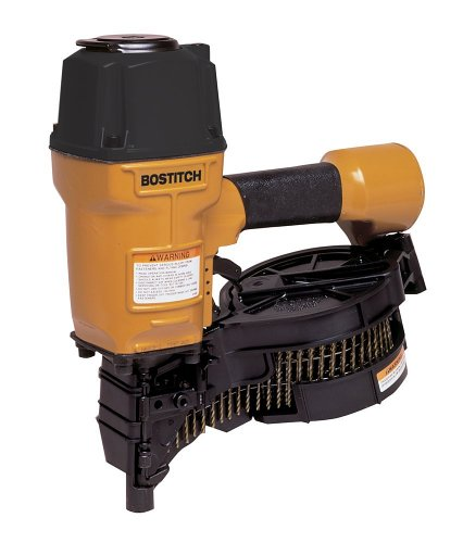 BOSTITCH N80CB-1 Round Head 1-1/2 to 3-1/4-Inch Coil Framing (Bostitch Round Head)