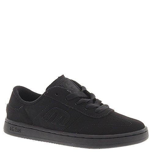 EtniesKIDS LO-CUT - Zapatillas de Skateboard Niños-Niñas Black - Black/Black