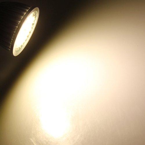 Amazon.com: 5X GU10 6.4W Warm White SMD 5630 LED Spot Light Bulb AC 85-265V BML Brand // 5X gu10 6.4W cálido smd blanco 5630 LED mancha bombilla ca 85-265v: ...