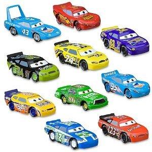 Disney Pixar Cars Exclusive 1 48 Die Cast Piston Cup Racers