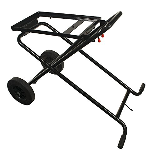 Steel Dragon Tools PT Pipe Threading Machine Cart with 10'' Wheels by Steel Dragon Tools (Image #9)
