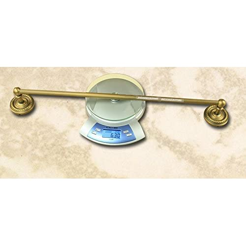 on sale European antique copper towel rack full/Antique towel hanging/Antique bathroom accessories
