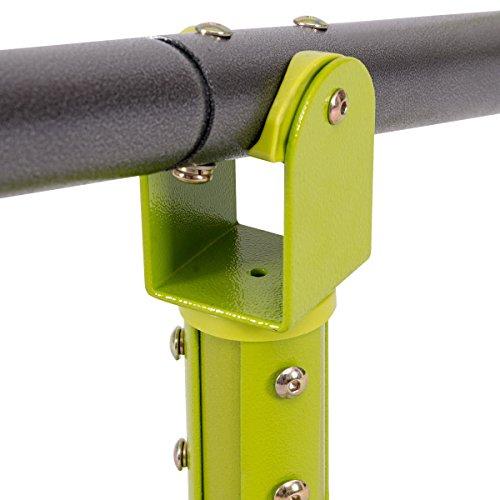 70.9'' Kids Seesaw Outdoor Play Set 360 Degree Rotation w/ 3 Legged Base by FDInspiration (Image #3)