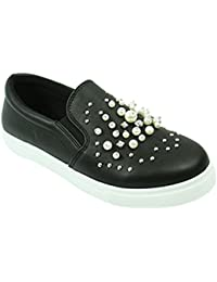 Easter Special Sale Kenna Casual Fashion Sneakers for Women Teen Girls (Assorted Colors)