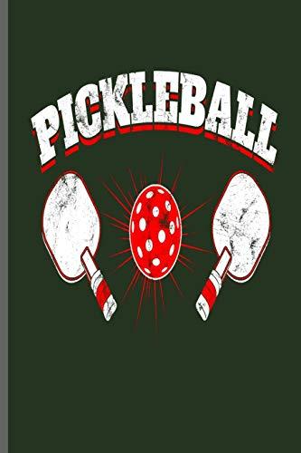 Pickleball: Pickleball sports notebooks gift (6