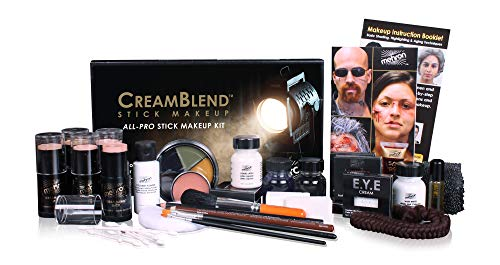 Mehron Makeup Creamblend All-Pro Student Makeup Kit -