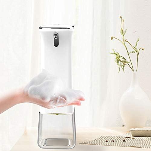 自動石鹸ディスペンサー、ハンズフリー石鹸ディスペンサー、タッチレスバッテリー式電気石鹸ディスペンス、浴室キッチンホテルレストラン用。
