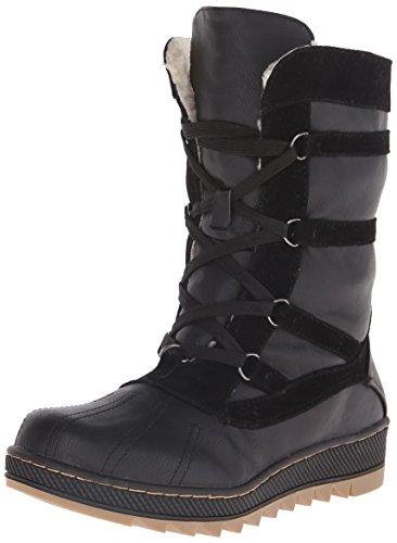 Winter Black Women's Boot Whitman 01 Qupid qXUtZwxqF