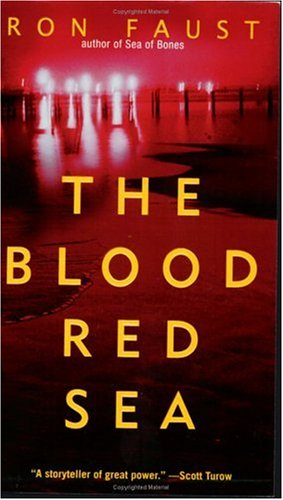 book cover of The Blood-Red Sea