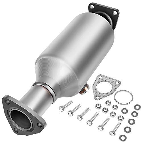 Roadstar Catalytic Converter with Gaskets Front /& Rear for 1999-2006 Subaru Impreza Forester Legacy Outback 2.5L H4