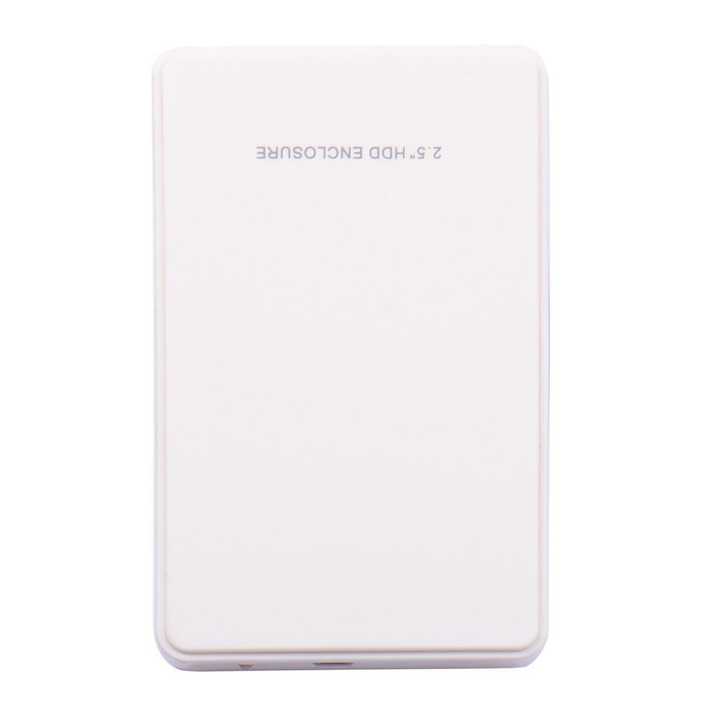 Laideyilan HDD Enclosure USB2.0 Supports 2TB HDD Enclosure