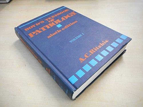 Boyd's Textbook of Pathology
