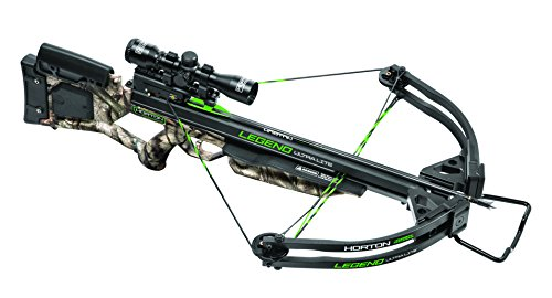 Horton Crossbow Innovations Legend Ultra-Lite Crossbow...