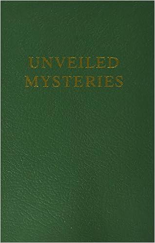 Vol One Unveiled Mysteries (Saint Germain Series Book 1)