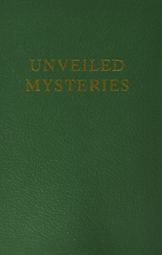 Unveiled Mysteries (Saint Germain Series; Vol - Ray Saint