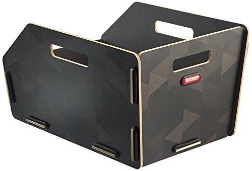 KLICKfix Farradtasche Radkiste 1 Racktime Dark, 0325DR