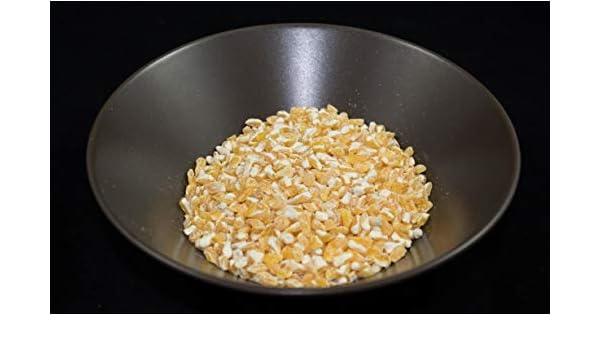 Maiz trillado amarillo a granel - 500 grs: Amazon.es: Alimentación y bebidas