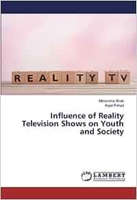 reality tv influence on society