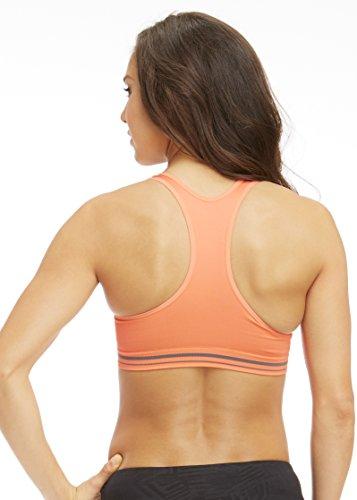 Marika Mujer BHS Kelly Sports Bra Naranja - coral