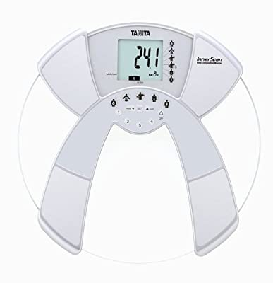 BC533 Tanita Glass Innerscan Body Composition Monitor