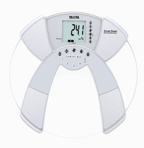 Tanita BC-533 Glass Innerscan Body Composition Monitor