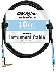 ChromaCast Cable de instrumento serie Pro, recto, ángulo