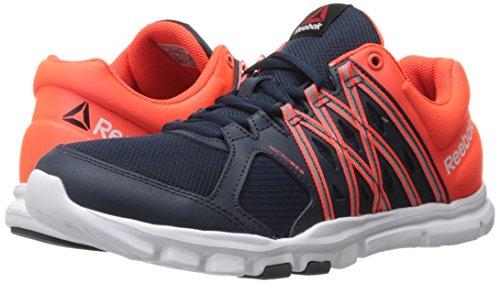 e30e36c1345 Reebok Men s Yourflex Train 8.0 L Mt Cross-Trainer Shoe