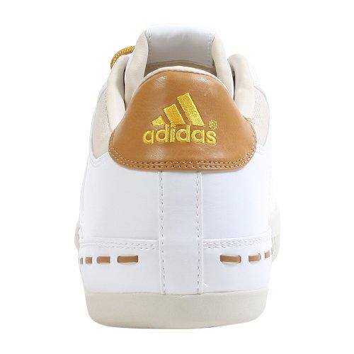 e283db6982ee ... buy adidas baja iluminación de baloncesto tamaño de zapatos para hombre  blanco beige marrón barato 1a60a