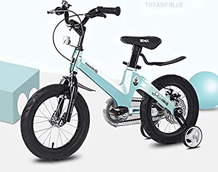 16 inch Kids Bike Bicycle with Training Wheels For Boys Children Christmas Gift