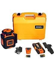 Johnson Level & Tool 40-6535 Electronic Self-Leveling Horizontal Rotary LSR LVL