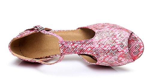 Mujer Contempóraneo 7 Joymod Jazz MGM Pink Y Material de 5cm Sintético tH0BqwH4