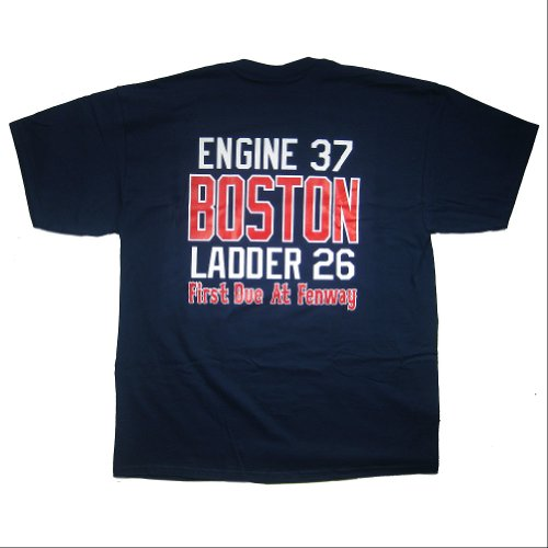 RescueTees Boston First Fenway T Shirt product image