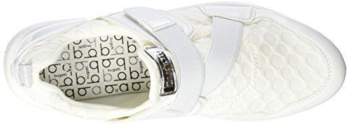 Bugatti J94646n6, Zapatillas para Mujer Blanco (Weiß 200)