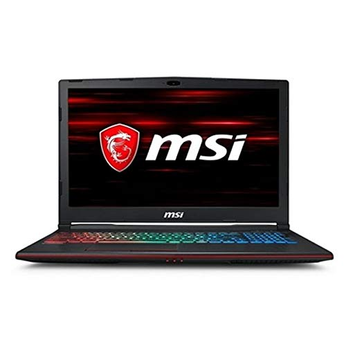 MSI GP63 Leopard 8RE-684XES - Ordenador portátil Gaming 15.6