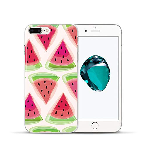 - Summer Fruit Lemon Watermelon Pattern Cell Phone Case For iPhone 02 For iPhone 6 6S