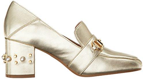 Damen Pumps Madden Layla Goldleder von 5 für US Steven Steve 7 Dress M x0tdRqwX0F