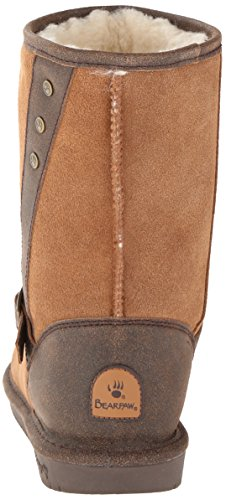 Bearpaw Womens Katniss 8 Boot Hickory Distressed