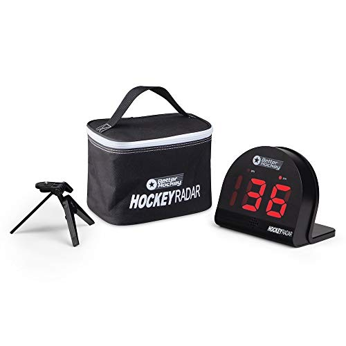 Better Hockey Extreme Puck & Ball Speed Radar - Hockey Shooting Training Aid