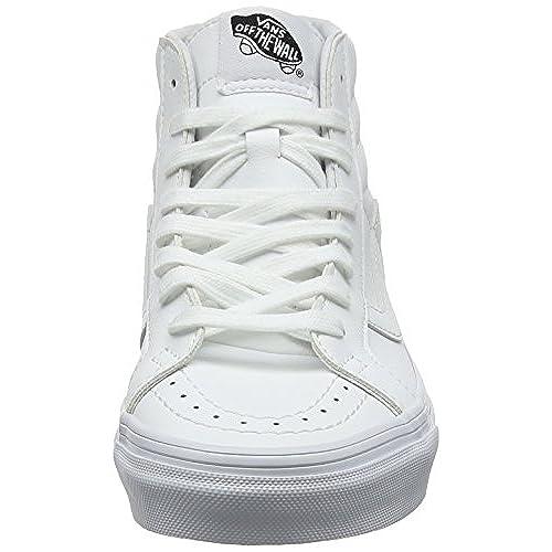 68f45f1f3d Vans Sk8-Hi Reissue (Classic Tumble True White) Men s Skate Shoes ...