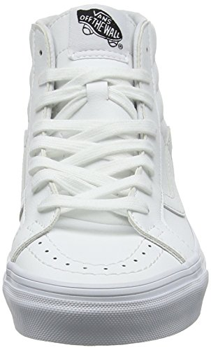 Adults' Vans White Tumble Unisex Trainers classic Hi White Reissue true Sk8 557pnrfx8q