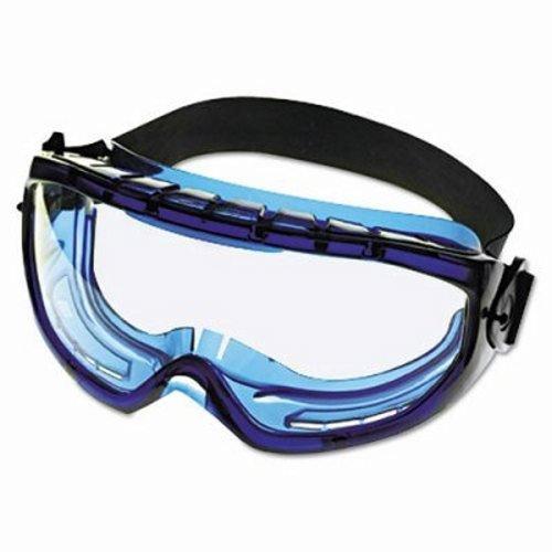 jackson-safety-v80-monogoggle-xtr-blue-frame-clear-lens