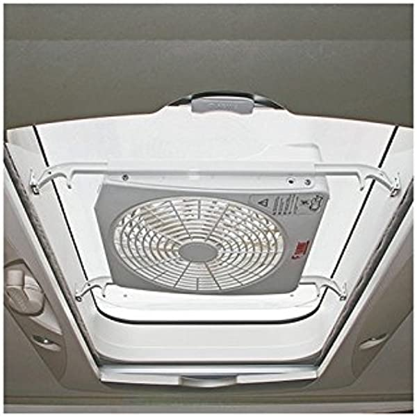 FIAMMA - Ventilador Aspirador Turbo Kit Fiamma para Claraboya Autocaravana Caravan Camper - 75107: Amazon.es: Bricolaje y herramientas