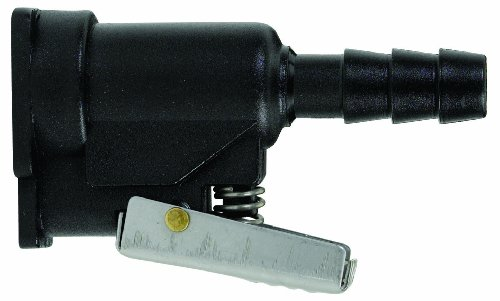 Moeller Marine Fuel Line Engine Barb Conncector (Johnson/Evinrude, 5/16