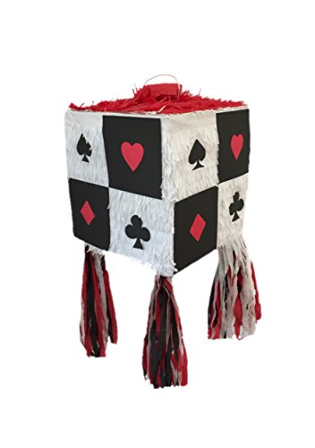 Card Game Traditional Whack Pinata (Alice Pinata)